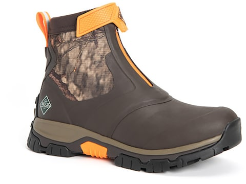 Muck Boots Apex Mid Zip Hunting Boots Rubber Men's