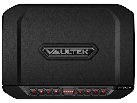 Vaultek Essential Series Prove Full Size Pistol Safe Black