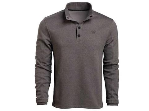 Vortex Optics Men's Stone Circle 1/4 Snap Sweater
