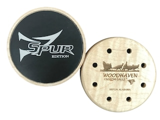 Woodhaven The Spur Aluminum Pot Turkey Call