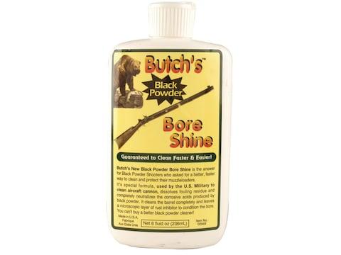 Butch's Bore Shine Black Powder Bore Cleaning Solvent 8 oz Liquid