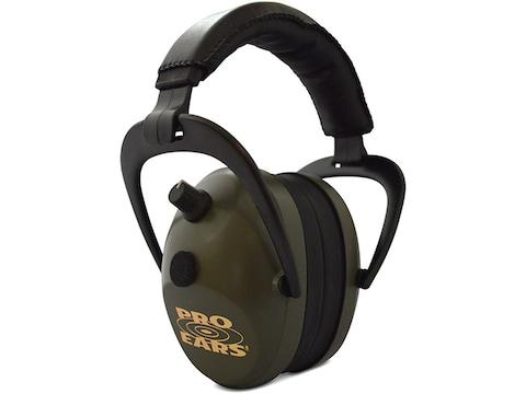 Pro Ears Gold II Electronic Earmuffs (NRR 26dB)