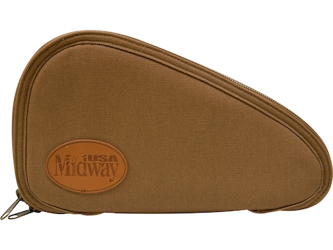 MidwayUSA Deluxe Cotton Canvas Pistol Case
