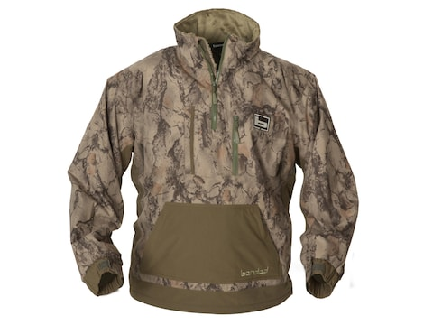 Banded Men's Chesapeake Breathable Waterproof Pullover Polyester