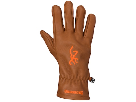 Browning Men's Upland Shooter's Glove Deer Hide
