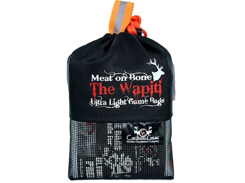 Caribou Gear High Country Series The Wapiti Game Bag System