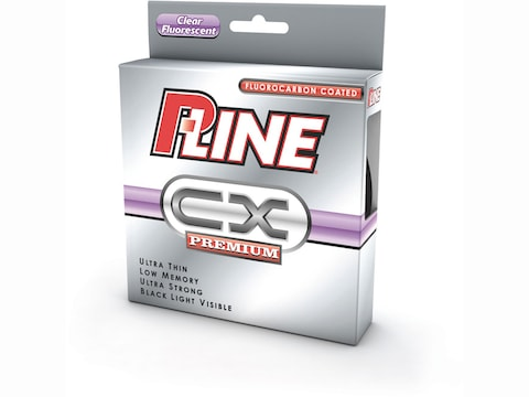 P-Line CX Premium Monofilament Fishing Line