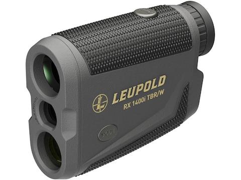 Leupold RX-1400i TBR/W with DNA Laser Rangefinder 5x Black TOLED Selectable
