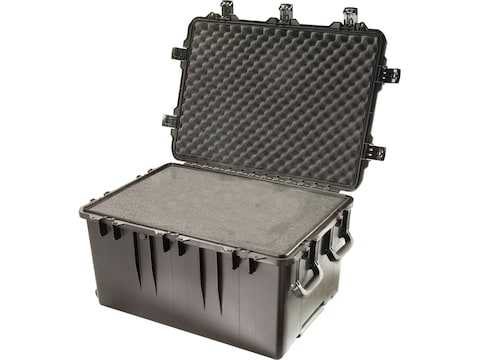 Pelican iM3075 Storm Travel Case with Foam and Wheels Polymer Black
