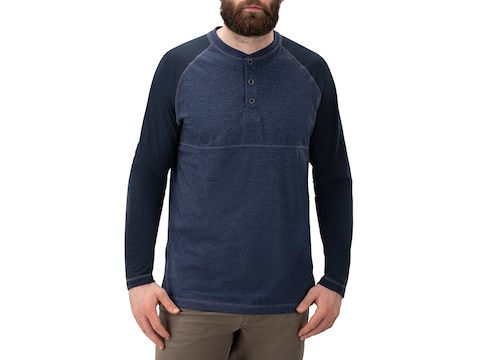 Vertx Men's Action WeaponGuard Henley Long Sleeve Shirt