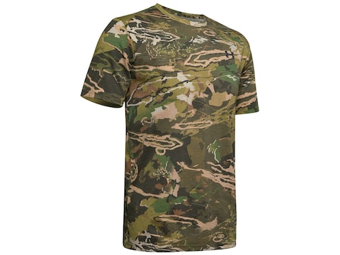Under Armour Men's UA Early Season Scent Control Short Sleeve T-Shirt Cotton/Polyester