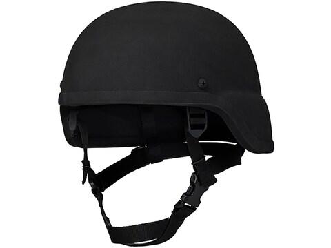 AR500 Protector Ballistic Helmet Level IIIA Black Large