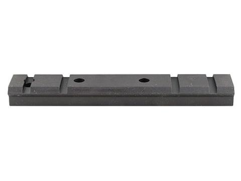 Warne Maxima 1-Piece Steel Weaver-Style Scope Base H&R Ultra, NEF Handi Rifle