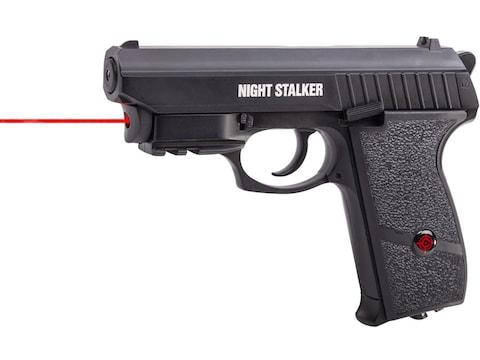 Crosman Night Stalker Air Pistol with Laser BB