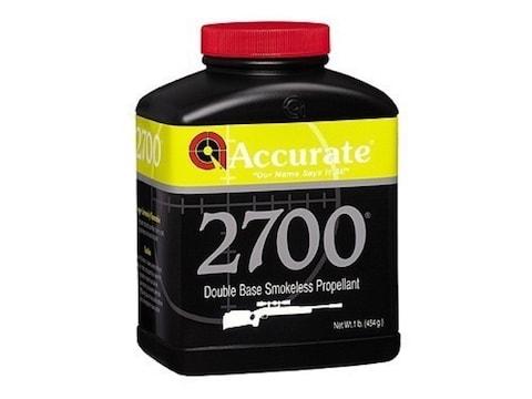 Accurate 2700 Smokeless Gun Powder