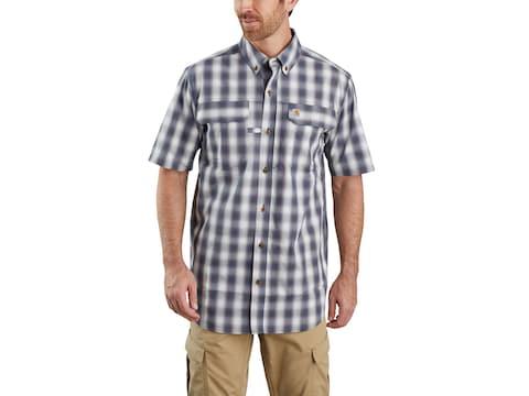 Carhartt Men's Force Lightweight Short Sleeve Shirt