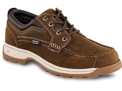 Irish Setter Soft Paw Oxford Hiking Shoes Leather Men's