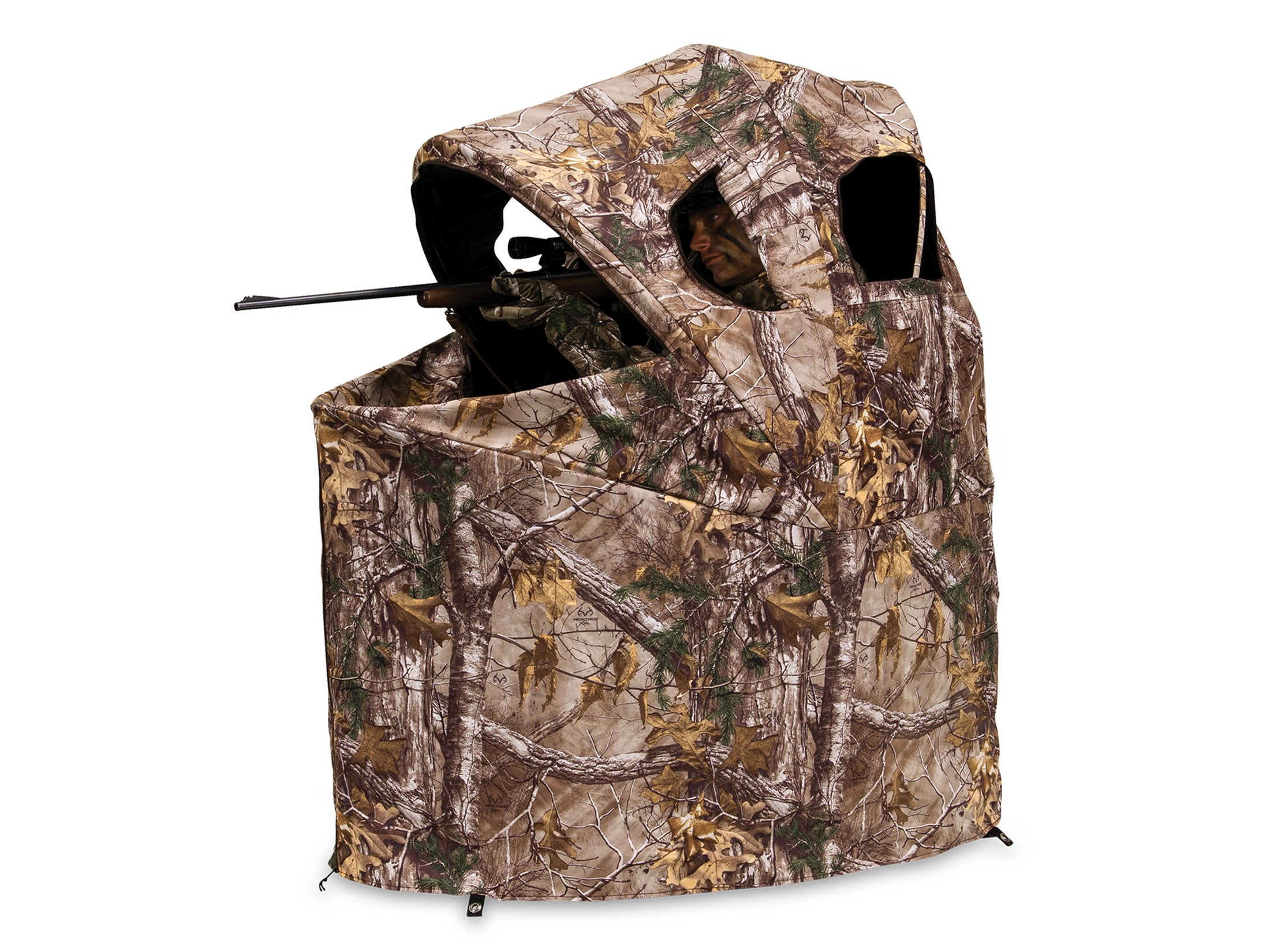 Ameristep Tent Chair Ground Blind 34 X 45 X 54 Polyester
