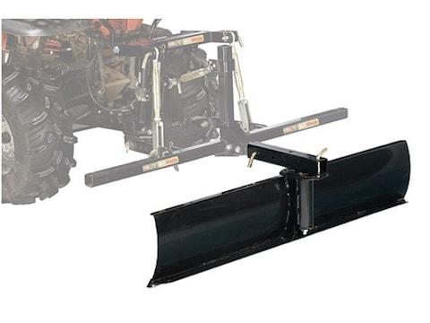 "Kolpin DirtWorks ATV 48"" Front/Rear Blade Steel Black"