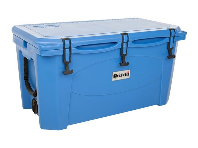 Grizzly Cooler with Rope Handles Polyethylene