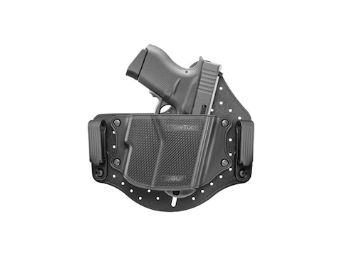 Fobus Lasertuck Holster Right Hand Universal Sub-Compact Fit with Laser Kydex Black