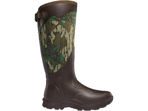 """LaCrosse Alpha Agility 17"""" Waterproof Hunting Boots Rubber/Neoprene Men's"""