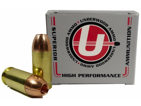 Underwood Ammunition 45 Super 170 Grain Lehigh Controlled Fracturing Hollow Point Lead-...