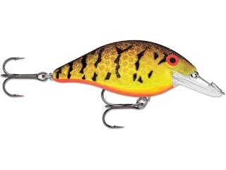 Luhr-Jensen 1/8oz Speed Trap Crankbait Brown Mud Crawfish