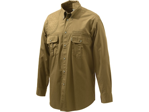 Beretta Men's TM Shooting Shirt 2.0 Long Sleeve Cotton