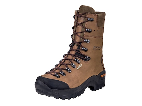 "Kenetrek Mountain Guide 10"" Hunting Boots Leather Men's"