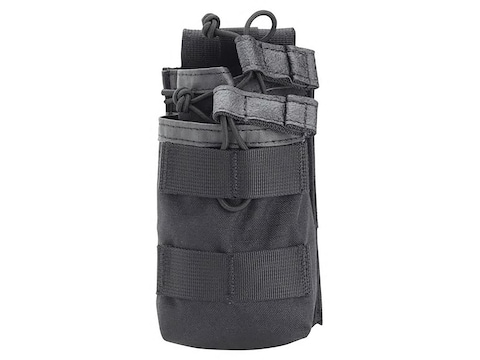BLACKHAWK! STRIKE Tier Stacked AR-15 Magazine Pouch Black