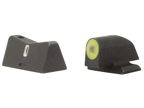 XS DXT2 Night Sight Set Sig P365 Big Dot Tritium Front, Tritium Stripe Rear