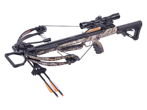 CenterPoint Mercenary 370 Crossbow Package