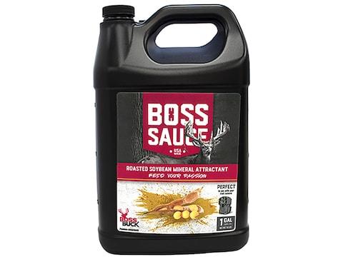 Boss Buck Boss Sauce Roasted Soybean Attractant 1 Gallon