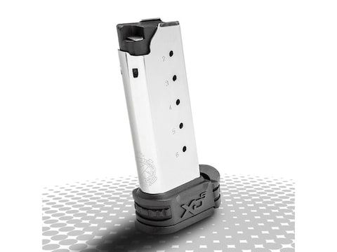 Springfield Armory Magazine Springfield XD-S 45 ACP with Backstrap 1 and 2 Stainless Steel