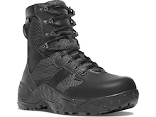 d770f2ab240 Under Armour UA Valsetz RTS Side Zip 7 Tactical Boots Leather Nylon