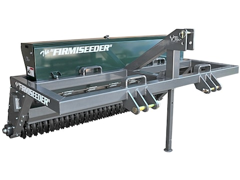 Ranew's Outdoor Equipment Firmiseeder with Cultipacker and Agitator