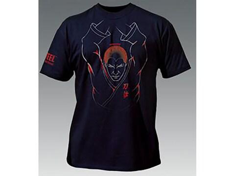 Cold Steel Samurai Short Sleeve T-Shirt Cotton Black