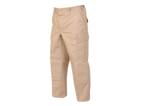Tru-Spec Men's Classic BDU Pants Polyester Cotton Ripstop