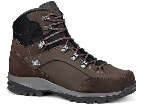 Hanwag Banks SF Extra Hunting Boots Nubuck Leather Men's