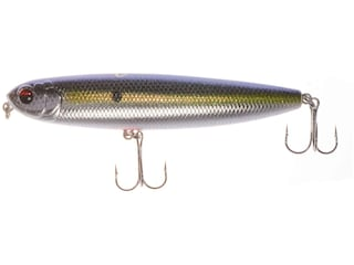 Jenko Fishing Flea Bag 110 Topwater Chrome Shad