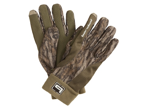 Banded Tec-Fleece Gloves Polyester