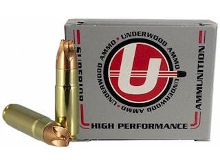Underwood Xtreme Hunter Ammunition 458 SOCOM 250 Grain Lehigh Xtreme Defense Lead-Free Box of 20
