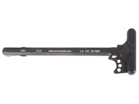 PRI M84 Gas Buster Charging Handle Assembly with Flat Latch AR-15 Aluminum Matte