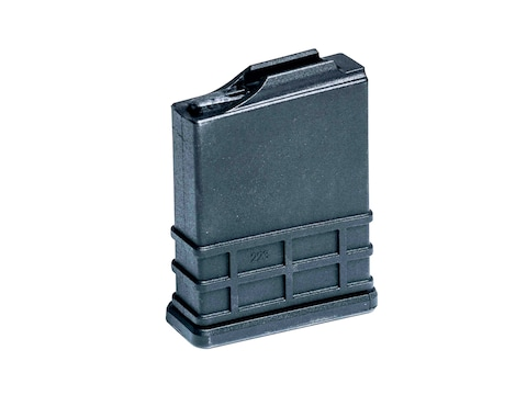 MDT Magazine AICS Short Action 223 Remington, 5.56x45mm, 300 AAC Nitrideout 10-Round Po...