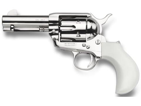 Taylor's & Co 1873 Cattleman Revolver Flattop Birdshead