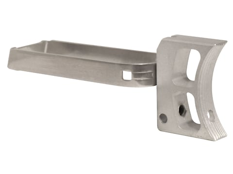 Kimber Premium 2-Hole Trigger 1911 Aluminum Silver