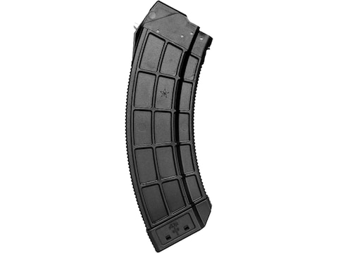 US Palm Magazine AK-47 7.62x39mm 30-Round with Stainless Steel Latch Cage Polymer