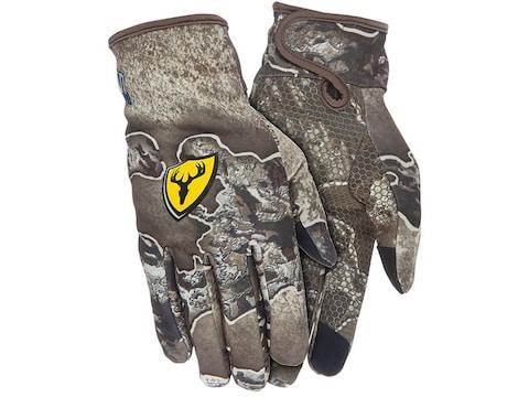 ScentBlocker Men's Shield S3 Fleece Gloves