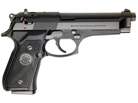 "Beretta 92FS Pistol 9mm Luger 4.9"" Barrel"